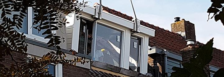 prefab dakkapel plaatsen